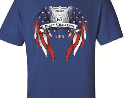 The Birky Challenge 2015 T-Shirt